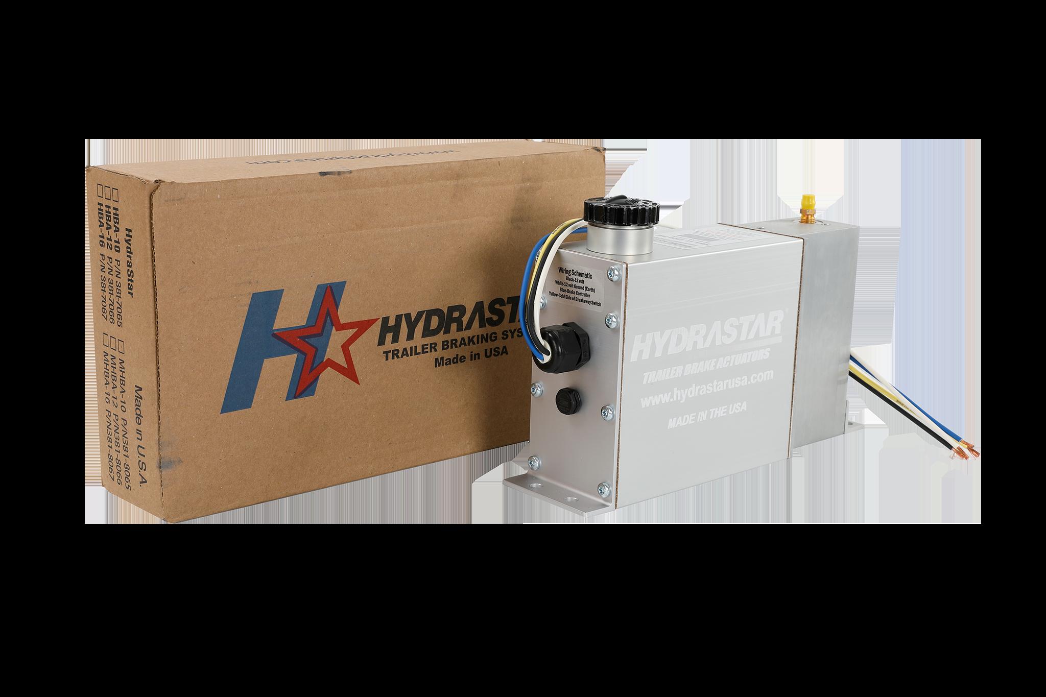 Hydrastar Brake actuator