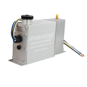 Hydrastar Electric over Hydraulic brake actuator - unit